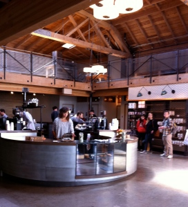 Sightglass Cafe, San Francisco