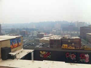 4 PM Friday in Spokane