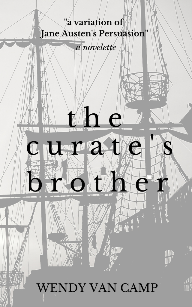 The Curate's Brother Book Cover Novelette