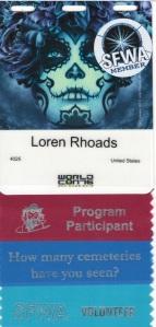 WorldCon Badge 2018